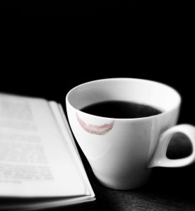 coffee-cup-with-lipstick-mark-and-book-birgit-tyrrell