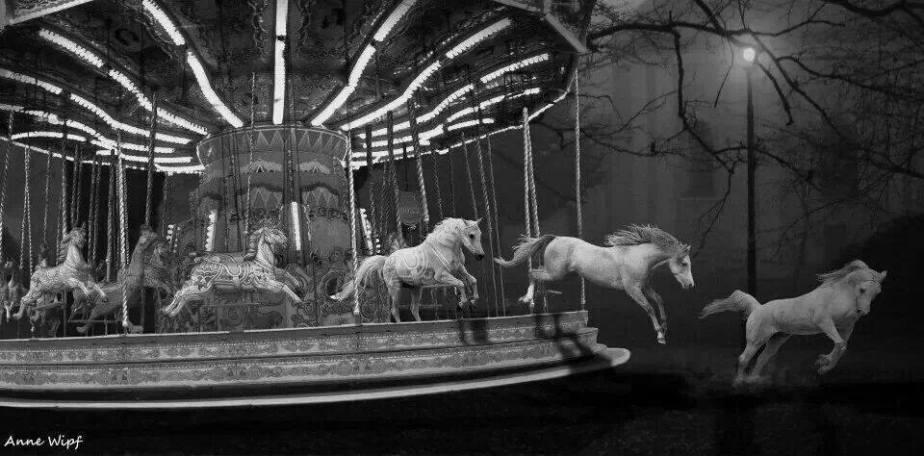 If I were a Carousel Horse (atriversen)