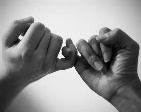 A Promise (a luc batpoem)