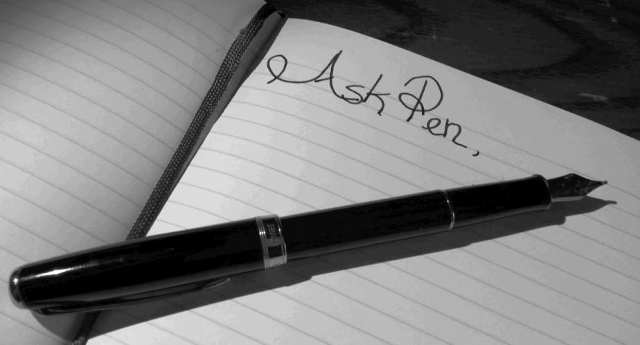 """When Love Walks Away – An """"Ask Pen""""Article"""