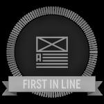 FirstInLine