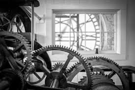 Gears (a triolet poem)