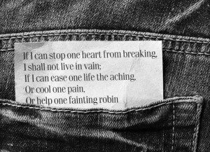 pocketpoem