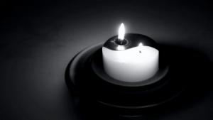 candle yin yang